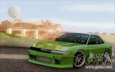 Nissan Silvia S13 Vertex para GTA San Andreas