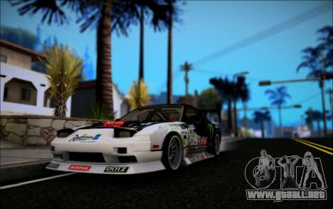 Nissan 240SX Monster Energy para GTA San Andreas