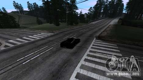 New Roads v1.0 para GTA San Andreas
