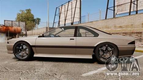 Vapid Fortune GTRS v2.0 para GTA 4 left