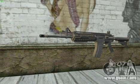 M4A1 S - System para GTA San Andreas
