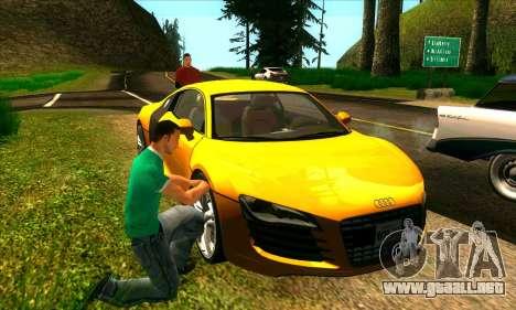 Situación de la vida v2.0 para GTA San Andreas segunda pantalla