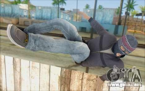 Russian Thug para GTA San Andreas