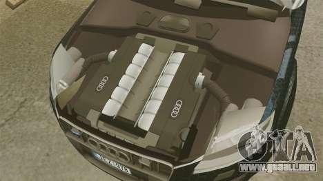Audi Q7 TEK [ELS] para GTA 4 vista interior