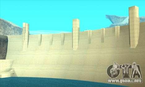 Nueva represa Sherman para GTA San Andreas