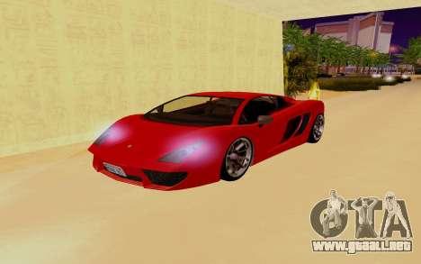 GTA 5 Pegassi Vacca para vista inferior GTA San Andreas