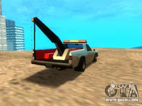 Nuevo Remolque (Picador) para la visión correcta GTA San Andreas