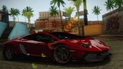 Lamborghini Aventador LP720-4 2013 para GTA San Andreas