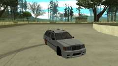 Mercedes-Benz W124 Wagon para GTA San Andreas