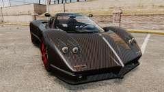 Pagani Zonda C12 S Roadster 2001 PJ3