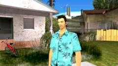 El sonido de GTA SA después de completar la misión para GTA Vice City