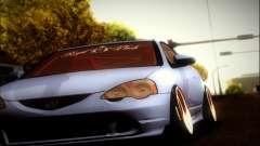 Acura RSX Stance para GTA San Andreas