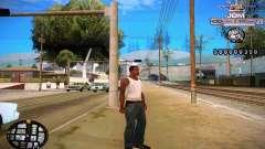 C-HUD JDM para GTA San Andreas