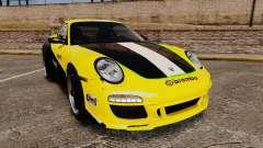 Porsche 911 Sport Classic 2010 RACE para GTA 4
