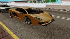 GTA 5 Pegassi Vacca para GTA San Andreas