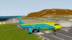 Boeing 737-800 AeroSvit Ukrainian Airlines para GTA San Andreas