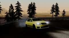 Skoda Octavia A7 RS para GTA San Andreas