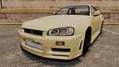Nissan Skyline R34 Nismo Z-Tune