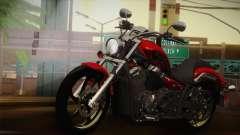 Yamaha Star Stryker 2012