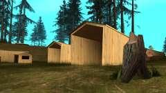 Casas nuevas en el PANÓPTICO para GTA San Andreas