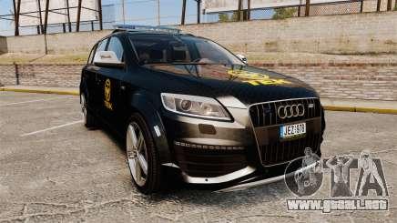 Audi Q7 TEK [ELS] para GTA 4