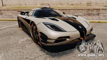 Koenigsegg One:1 [EPM] para GTA 4
