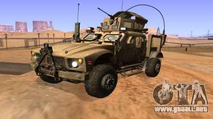 M-ATV из de Call of Duty: Ghosts para GTA San Andreas
