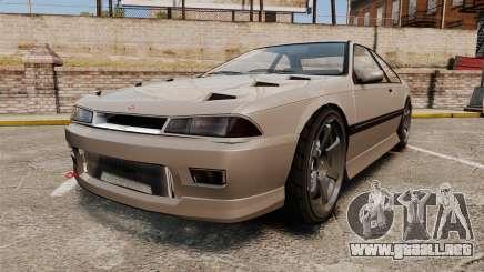 Vapid Fortune GTRS v2.0 para GTA 4