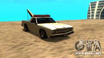 Nuevo Remolque (Picador) para GTA San Andreas