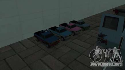 RC Pickup Off Road para GTA San Andreas
