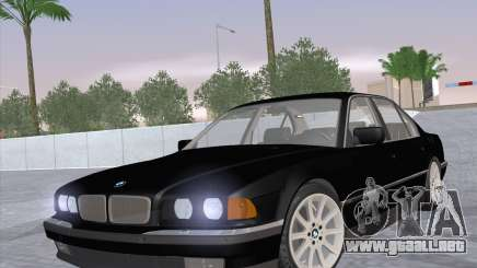 BMW 7-series E38 para GTA San Andreas
