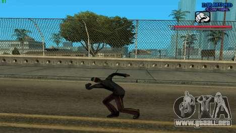 Rodillos para GTA San Andreas