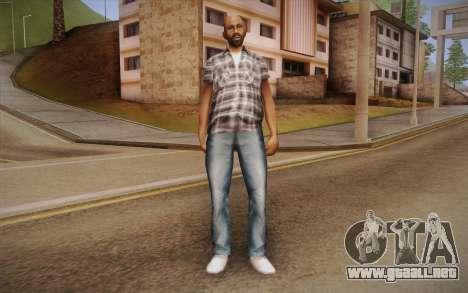 Chico asiático para GTA San Andreas