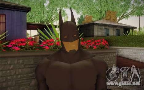 Batman para GTA San Andreas tercera pantalla