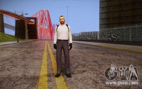 Leon the Professional para GTA San Andreas