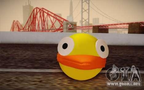 Flappy Bird para GTA San Andreas
