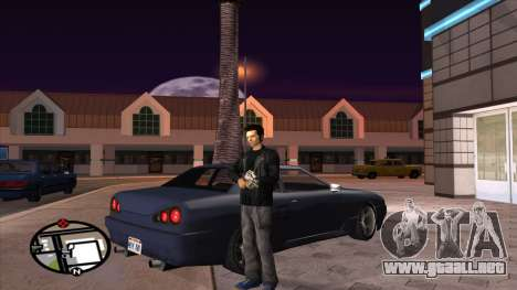 Retexture pantalones de Binco para GTA San Andreas tercera pantalla