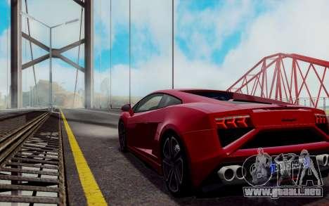 ENBSeries para PC débil v2 [SA:MP] para GTA San Andreas sexta pantalla