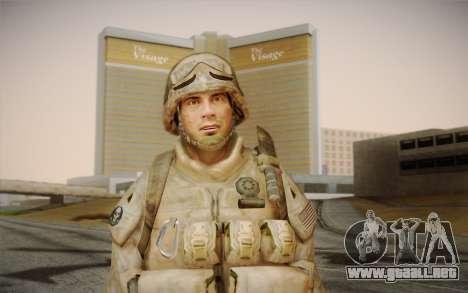 Las de los soldados del Black Ops 2 para GTA San Andreas tercera pantalla