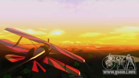 ENB by Stepdude 1.0 beta para GTA San Andreas sucesivamente de pantalla