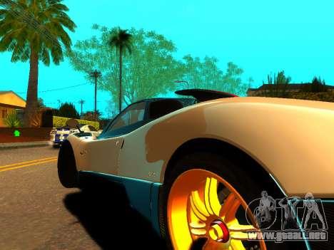 ENBSeries Realistic Beta v1.0 para GTA San Andreas quinta pantalla