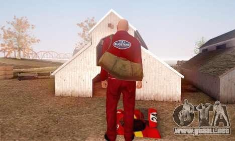 Bug Star Robbery No Cap para GTA San Andreas sucesivamente de pantalla