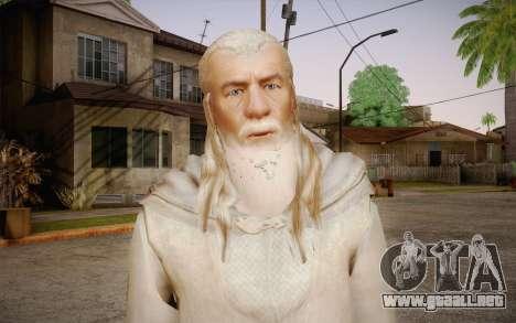 Gandalf para GTA San Andreas tercera pantalla