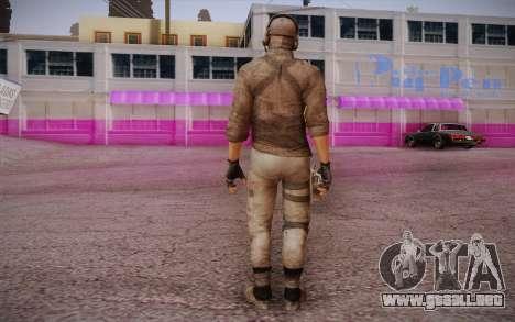 Mercenarios sin armadura (COD MW3) para GTA San Andreas segunda pantalla