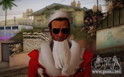 Santa Sam para GTA San Andreas tercera pantalla
