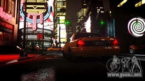 LibertyENB - Maximum Quality para GTA 4 tercera pantalla