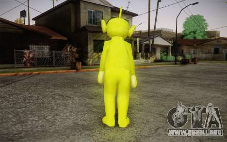 Despi (Teletubbies) para GTA San Andreas segunda pantalla