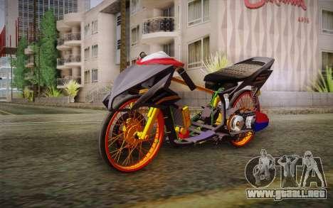 Honda Click 125i para GTA San Andreas