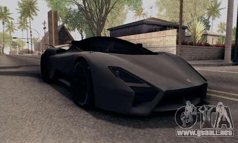 SSC Tuatara 2011 para GTA San Andreas left