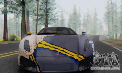 GTA Spano 2014 HQLM para la visión correcta GTA San Andreas